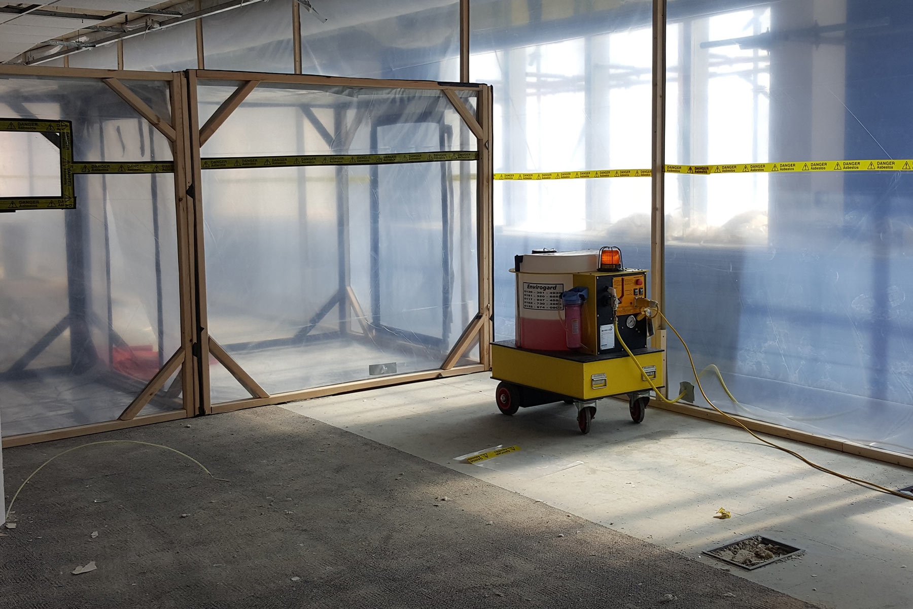 Guardian Environmental Solutions Asbestos Removal